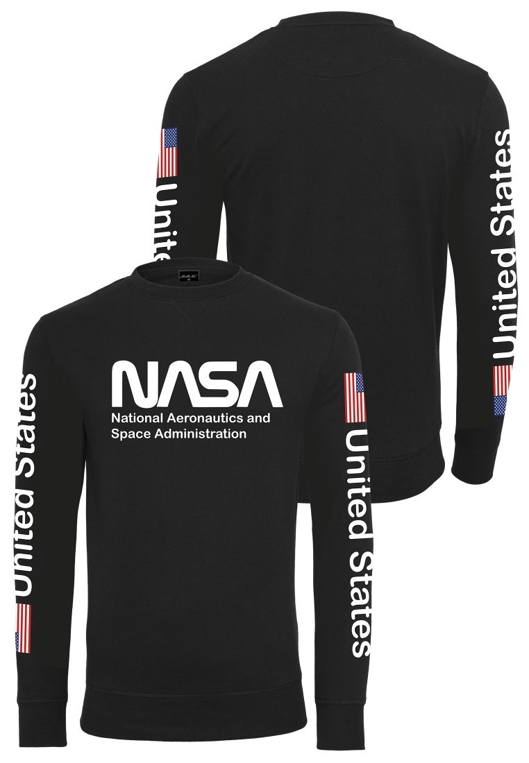 NASA US Crewneck - COLLEGE PAIDAT - TTUMT659 - 1