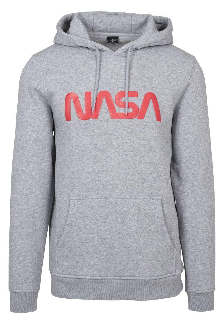 NASA Worm Logo Hoody