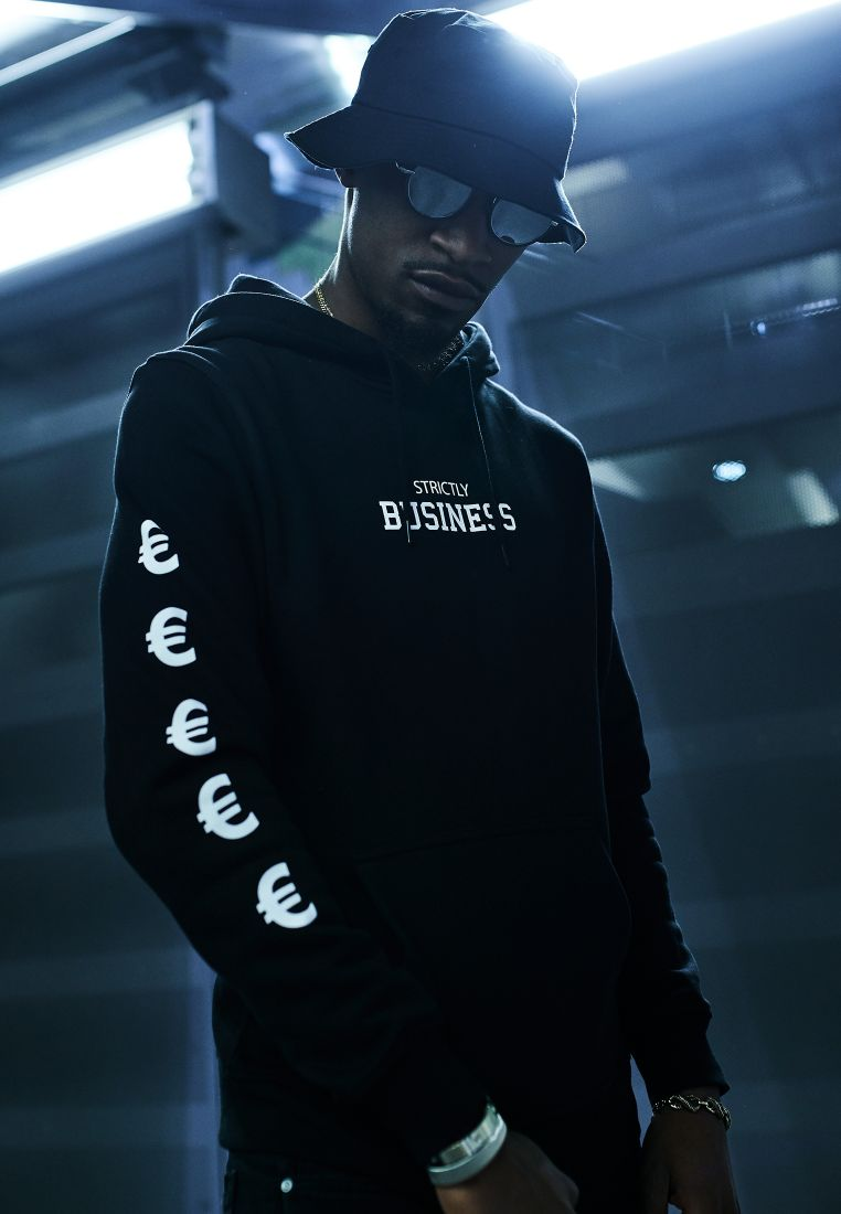 Strictly Business Hoody - HUPPARIT - TTUMT688 - 1