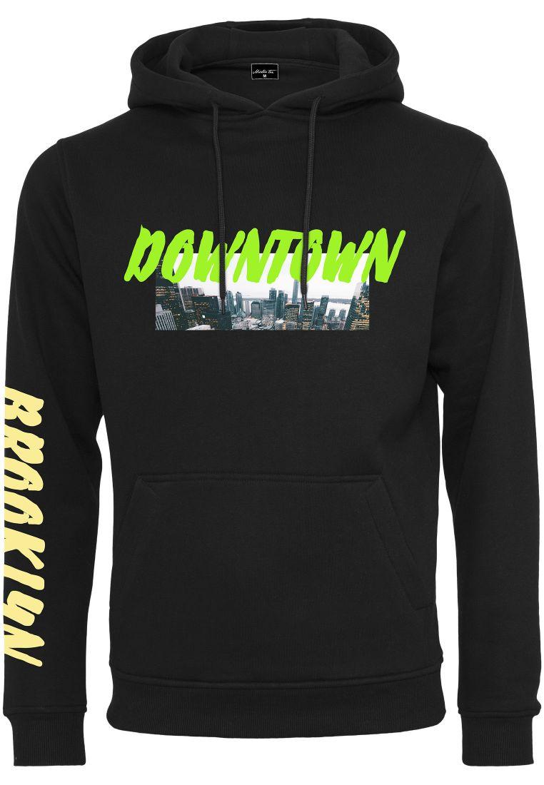 Downtown Hoody - HUPPARIT - TTUMT802 - 1