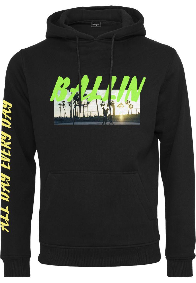 All Day Ballin Hoody - HUPPARIT - TTUMT882 - 1