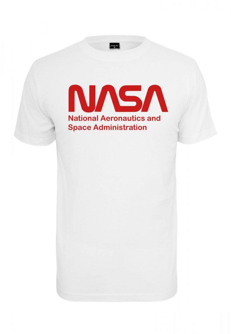 NASA Wormlogo Tee