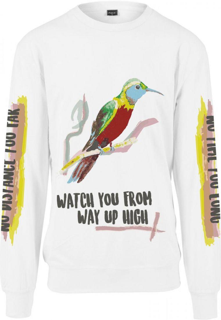 Aquarell Watch You Crewneck - COLLEGE PAIDAT - TTUMT908 - 1