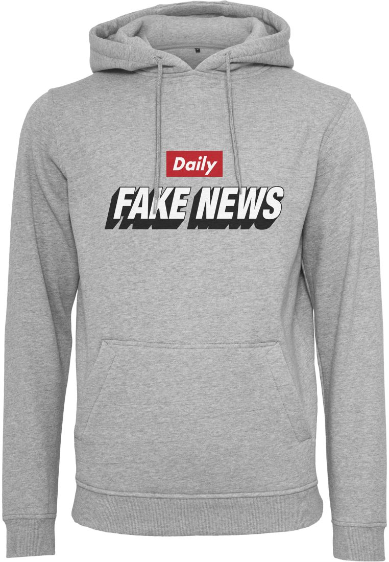 Fake News Hoody - HUPPARIT - TTUMT919 - 1