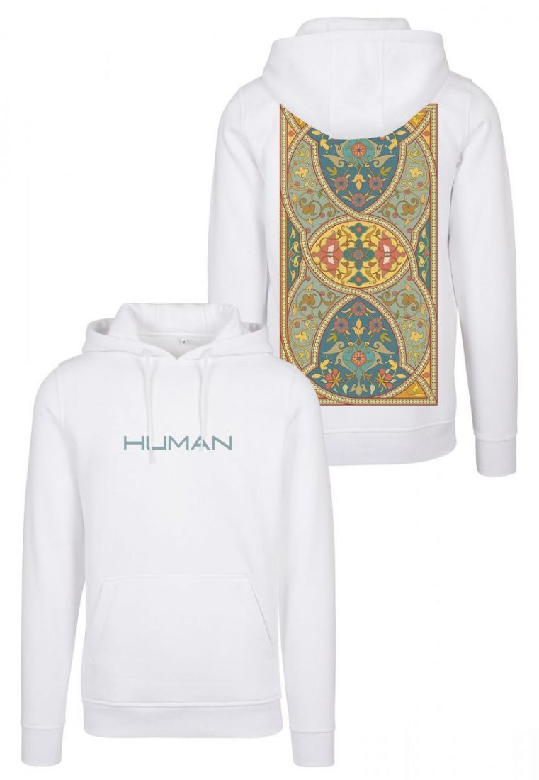 Human Hoodie - HUPPARIT - TTUMT937 - 1