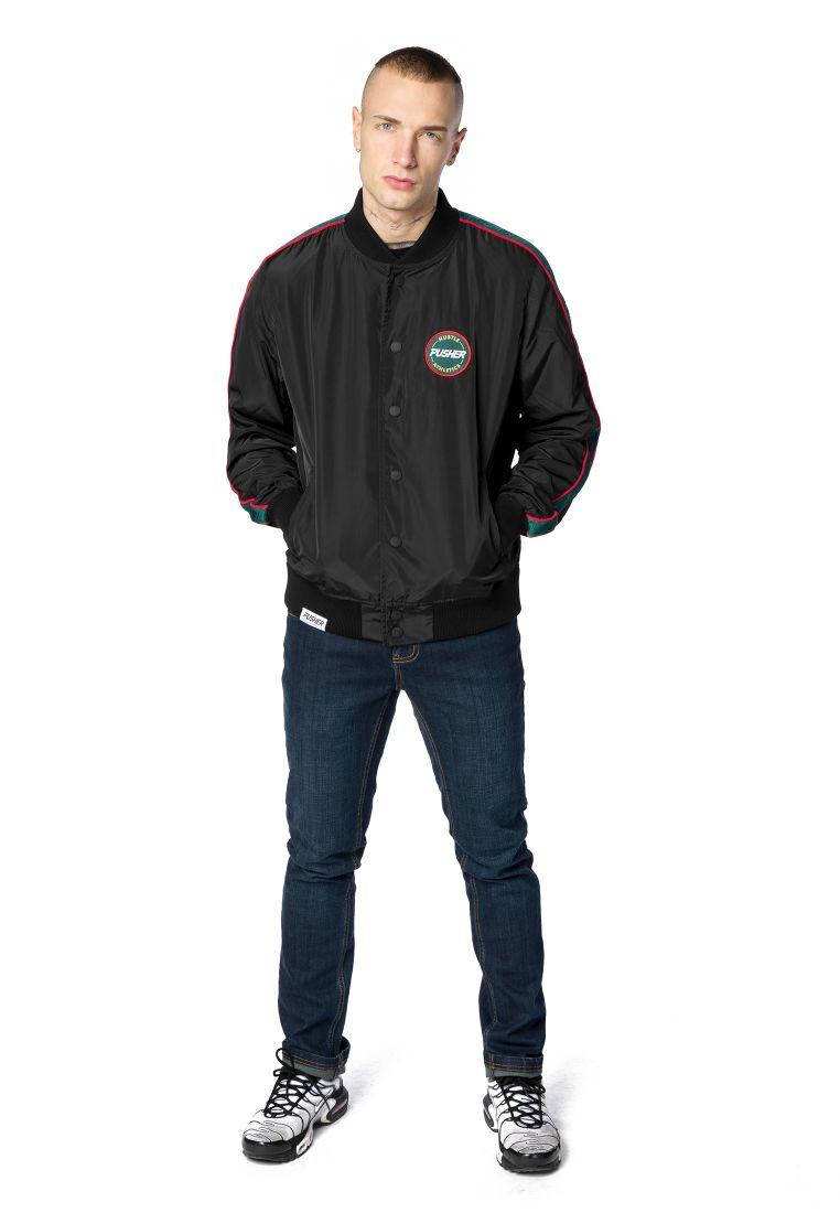 Pusher College Jacket