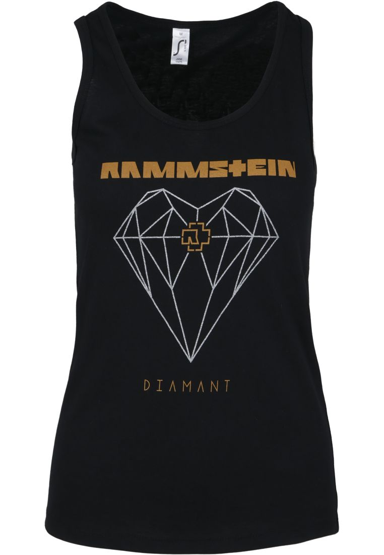 Ladies Rammstein Diamant Tanktop