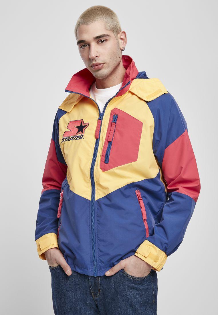 Starter Multicolored Logo Jacket
