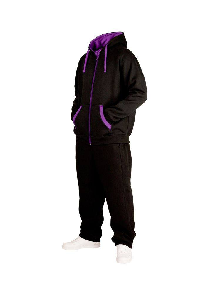 Contrast Sweatsuit