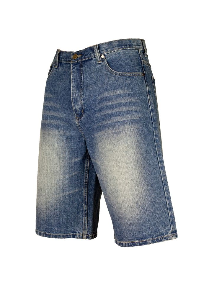 Basic Jeans Shorts - SHORTSIT - TTUTB080 - 1