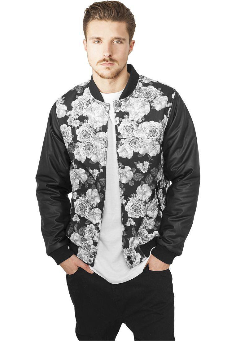 Flower Bomber Jacket