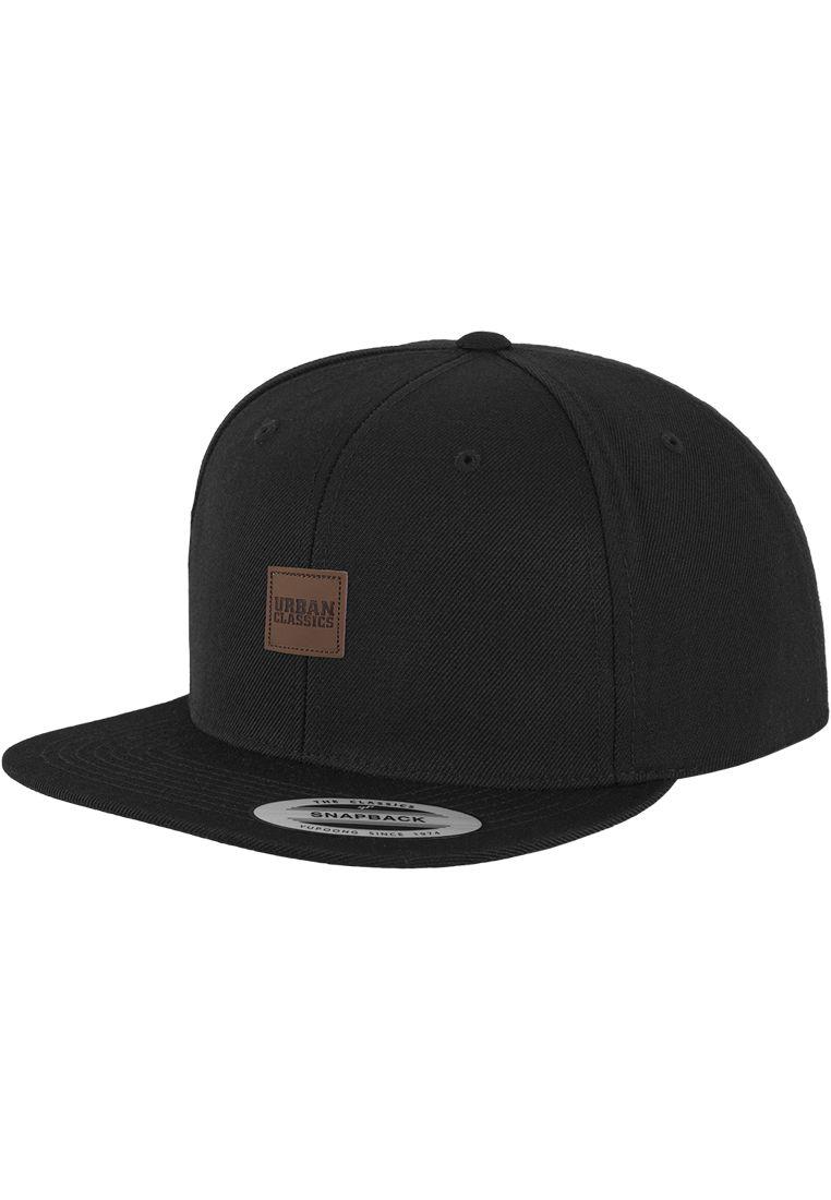 Leatherpatch Snapback - PIPOT - TTUTB1030 - 1