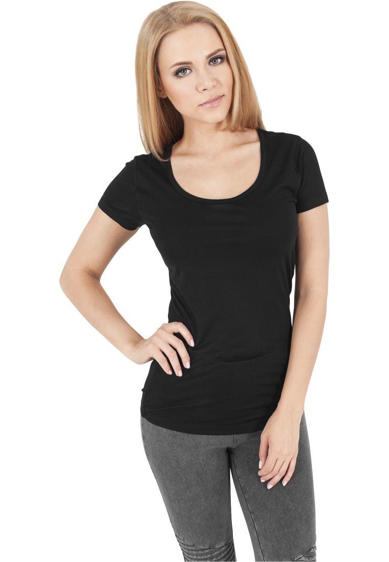 Ladies Basic Viscon Tee - T-PAIDAT - TTUTB1037 - 1