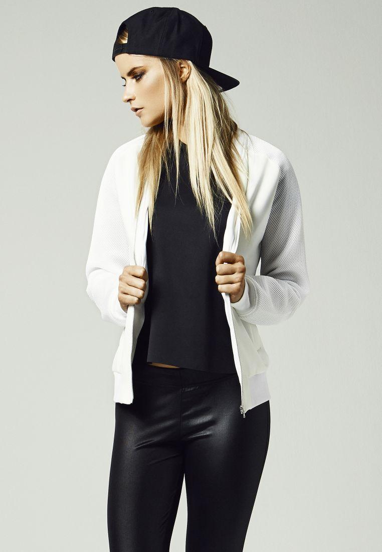 Ladies Scuba Raglan Mesh Jacket - TAKIT - TTUTB1067 - 1