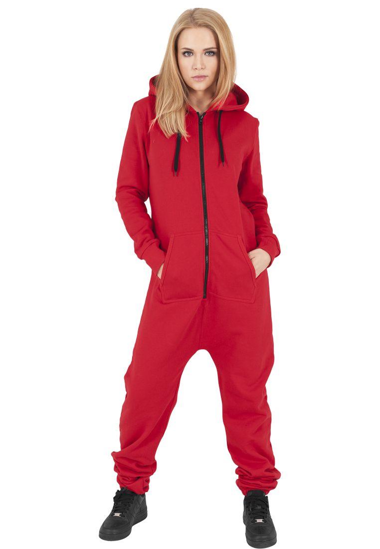 Ladies Sweat Jumpsuit - ASUT - TTUTB1077 - 1