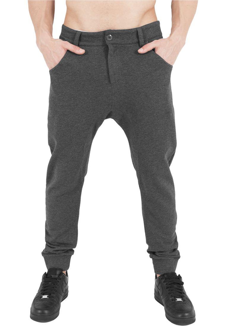 Curved Sweatpants - COLLEGE HOUSUT - TTUTB1107 - 1