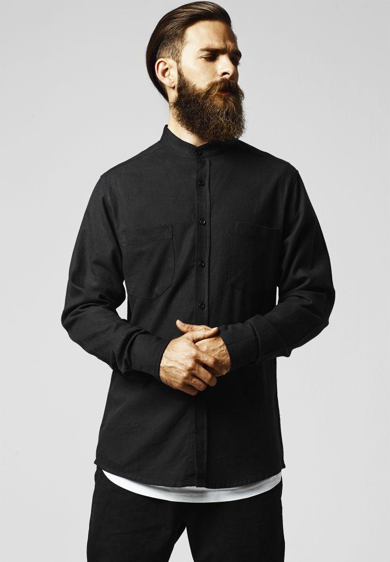 Low Collar Flanell Shirt - KAULUSPAIDAT - TTUTB1162 - 1