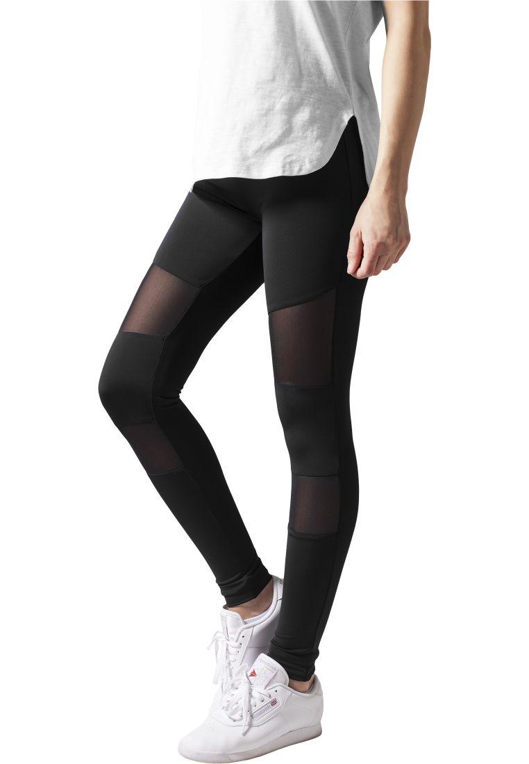 Ladies Tech Mesh Leggings