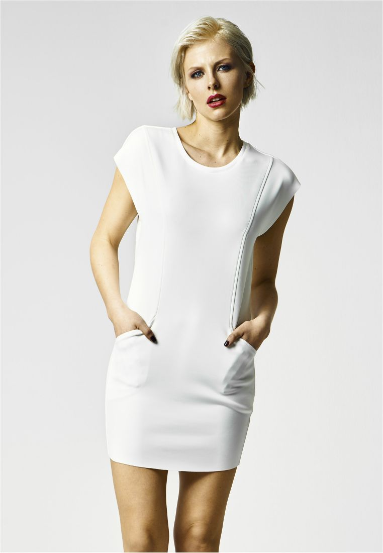 Ladies Scuba Dress - HAMEET, SHORTSIT, MEKOT - TTUTB1212 - 1