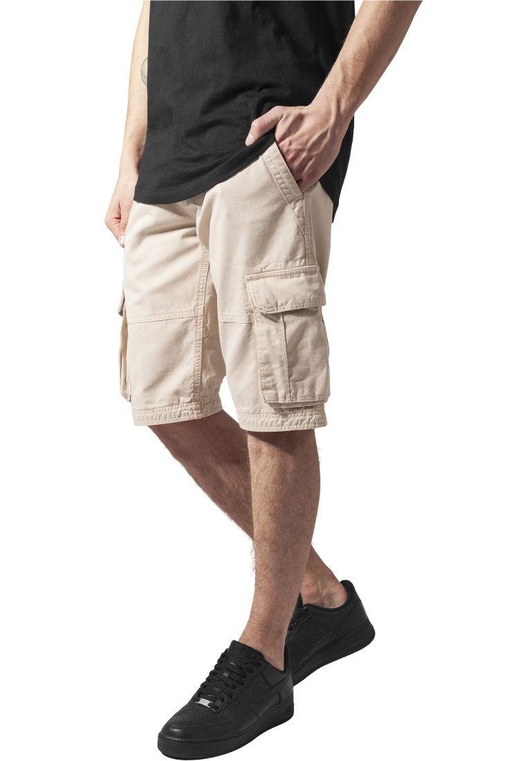 Fitted Cargo Shorts - SHORTSIT - TTUTB1265 - 1
