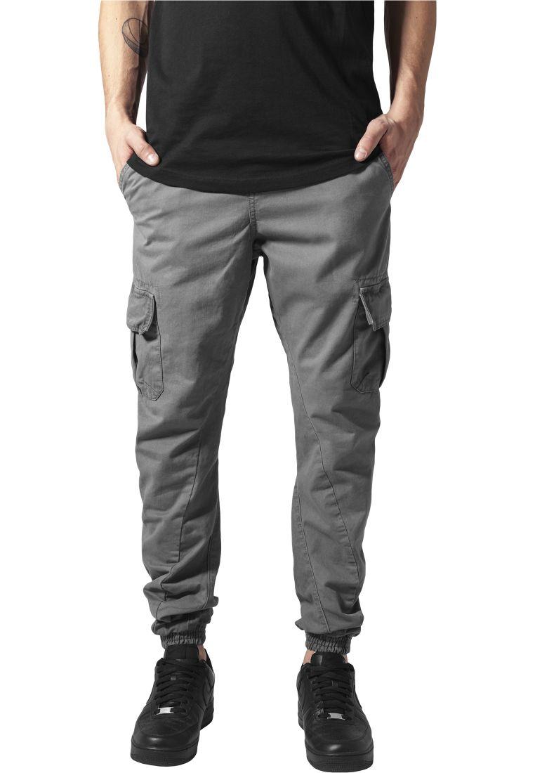 Cargo Jogging Pants - HOUSUT - TTUTB1268 - 1