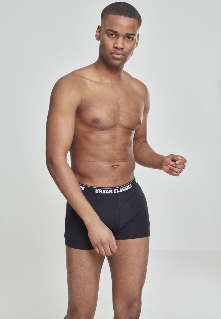 Men Boxer Shorts Double Pack