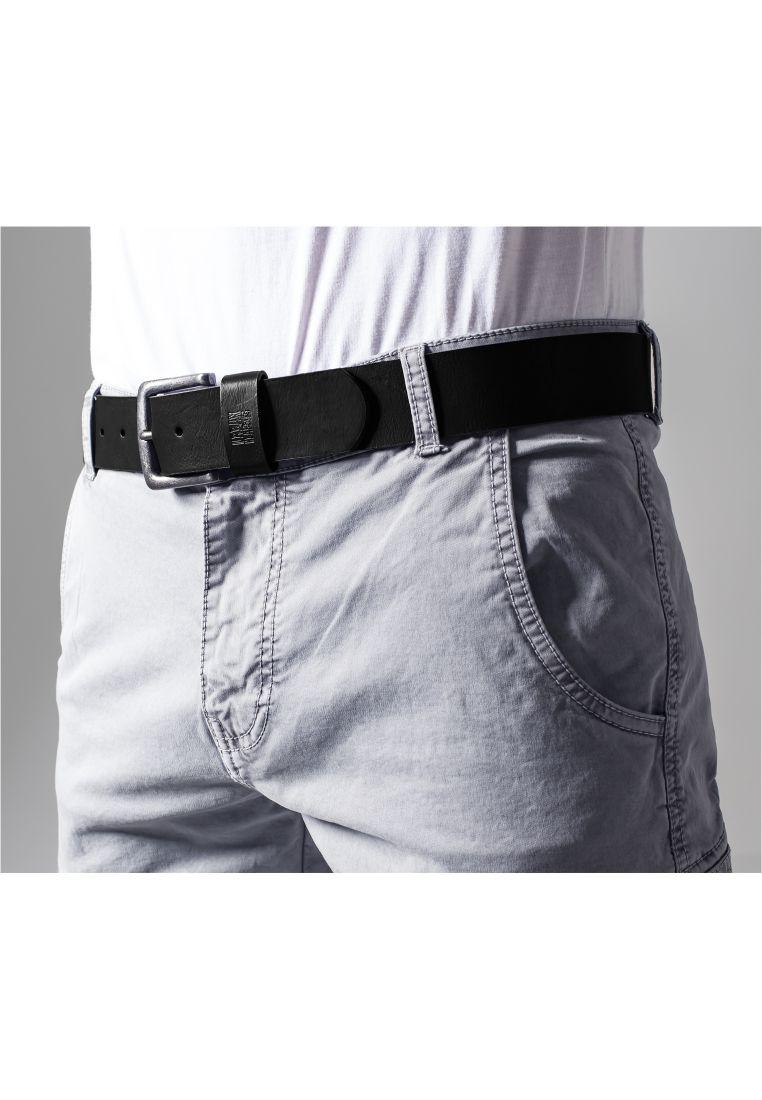 Leather Imitation Belt - LAUKUT, LOMPAKOT JA VYÖT - TTUTB1288 - 1