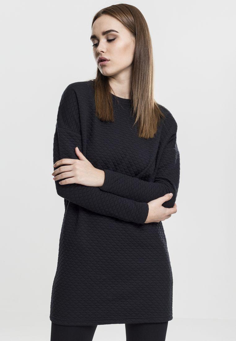Ladies Quilt Oversize Dress - HAMEET, SHORTSIT, MEKOT - TTUTB1322 - 1