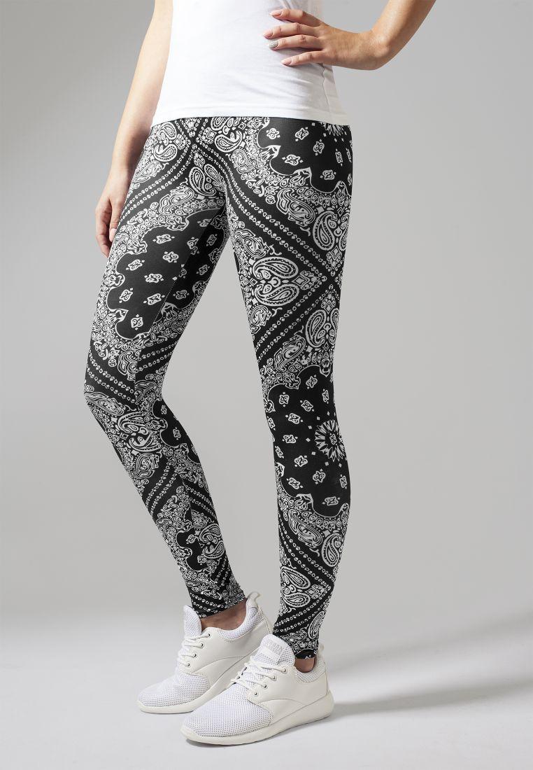 Ladies Bandana Leggings - LEGGINSSIT - TTUTB1333 - 1