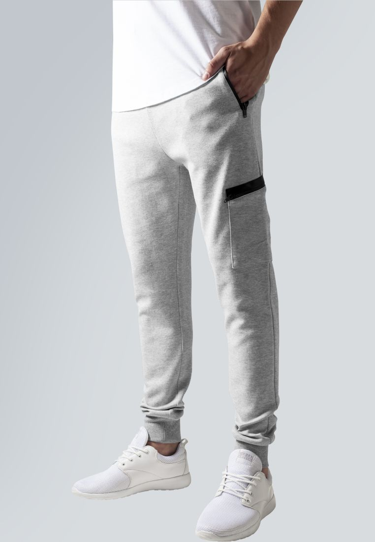 Athletic Interlock Sweatpants - COLLEGE HOUSUT - TTUTB1418 - 1