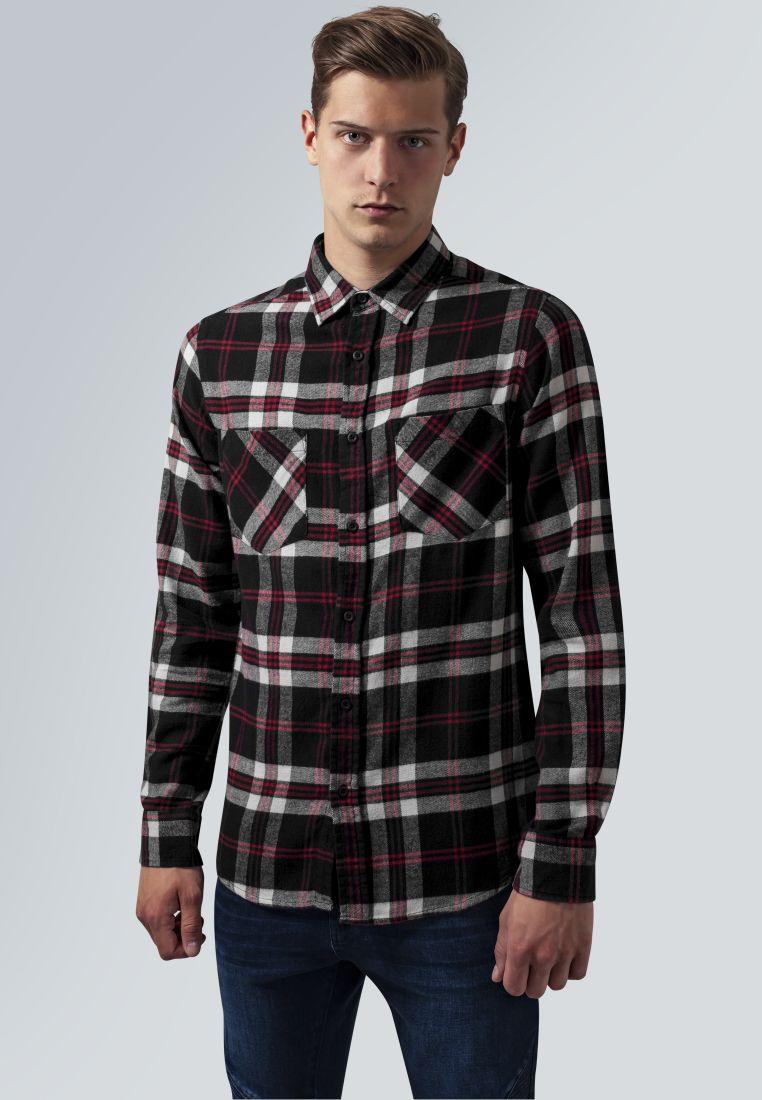 Checked Flanell Shirt 3 - KAULUSPAIDAT - TTUTB1422 - 1