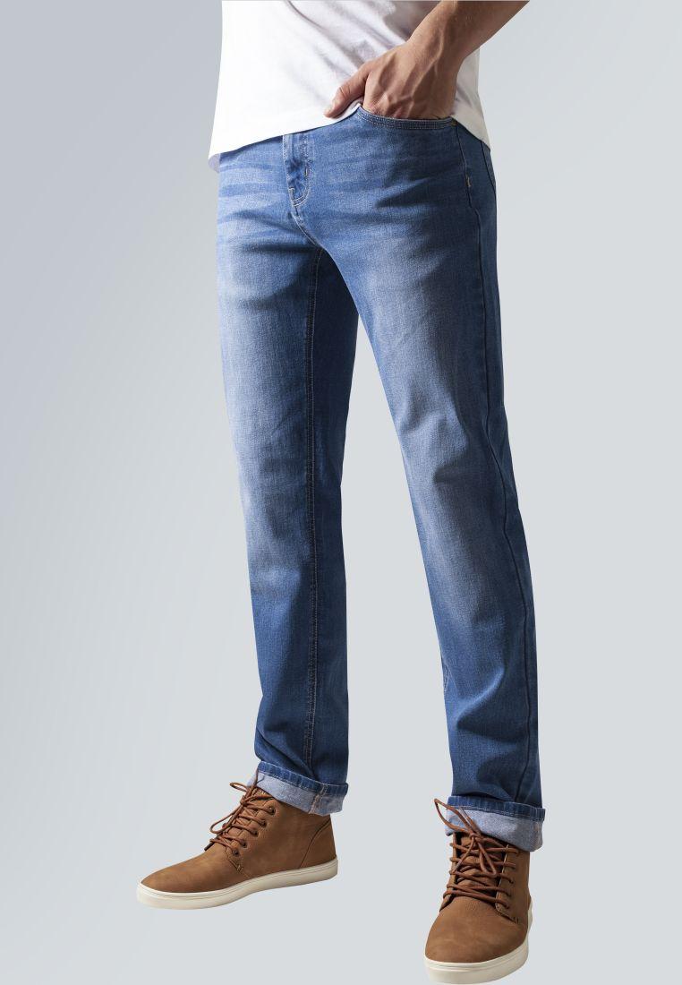 Stretch Denim Pants - HOUSUT - TTUTB1437 - 1
