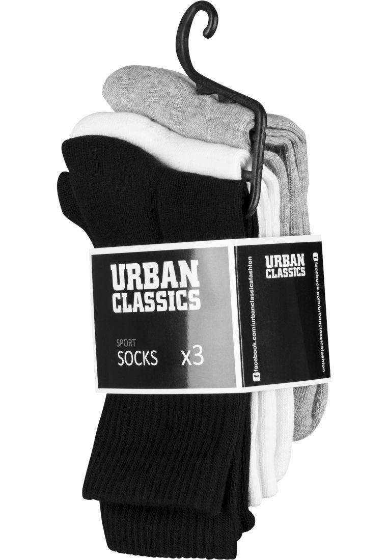 Sport Socks 3-Pack - ASUSTEET - TTUTB1471 - 1
