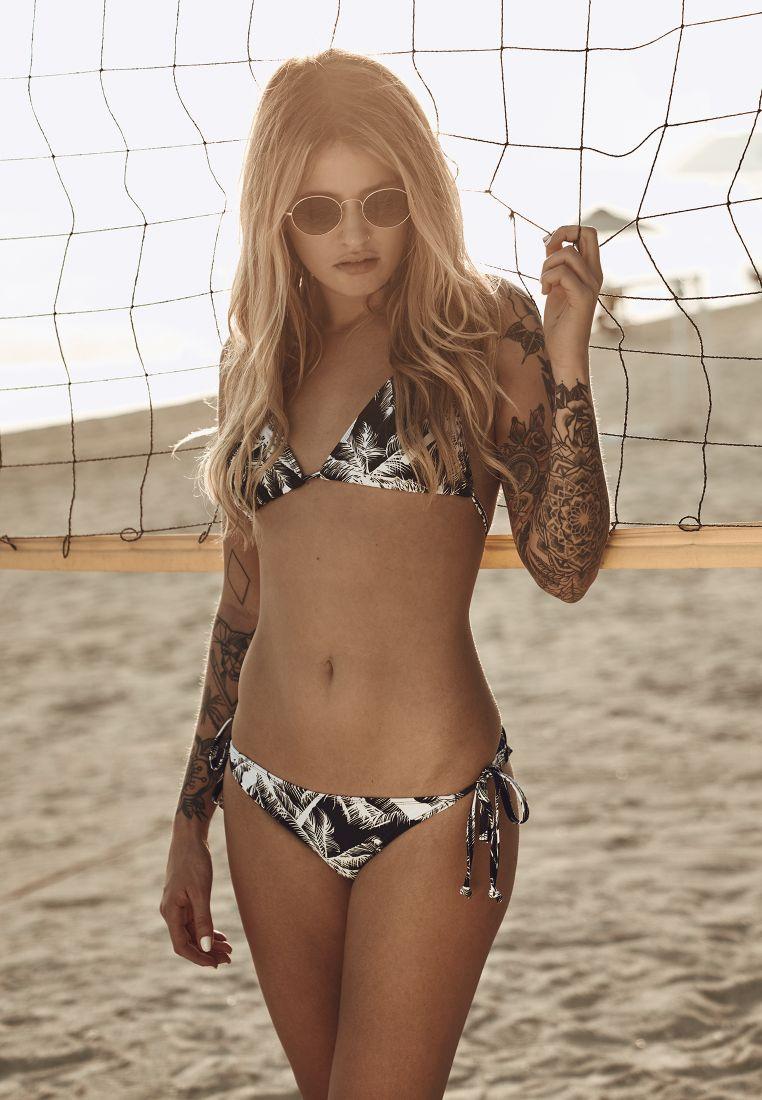 Ladies Palm Bikini - ALUSASUT JA SUKAT - TTUTB1485 - 1