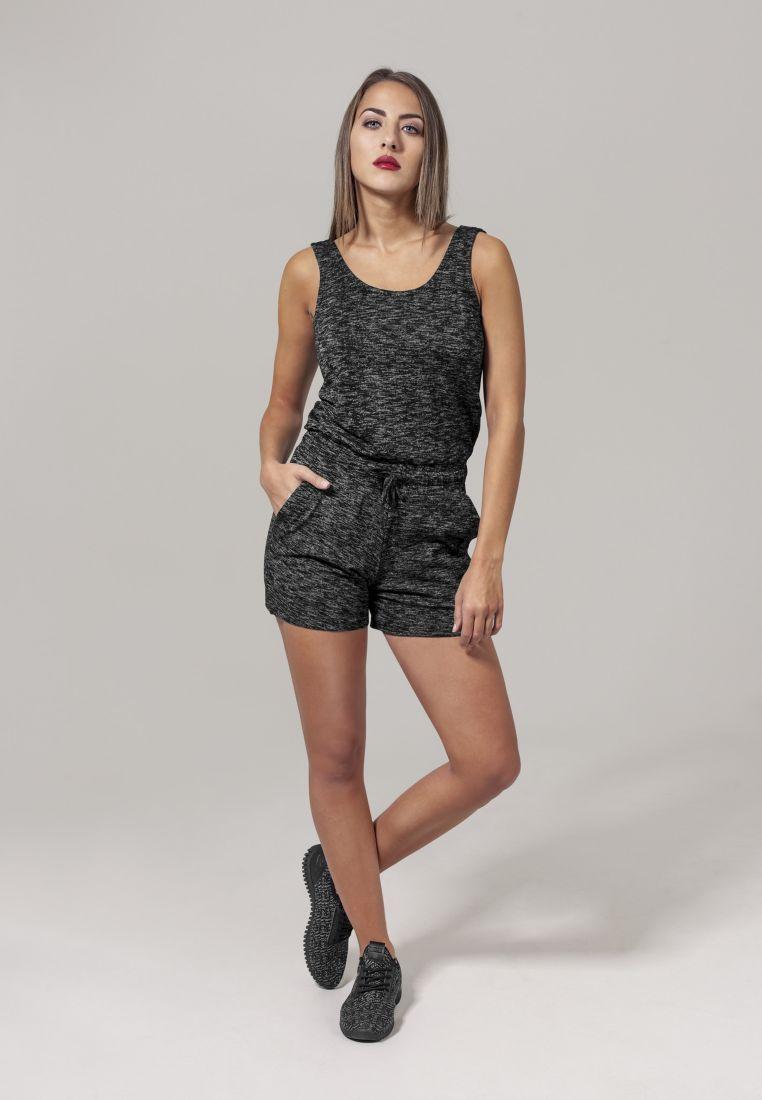 Ladies Melange Hot Jumpsuit - ASUT - TTUTB1532 - 1