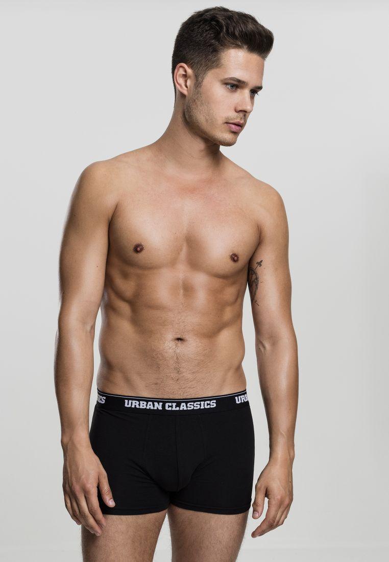Men Boxer Shorts Double Pack - ALUSASUT JA SUKAT - TTUTB1277 - 1