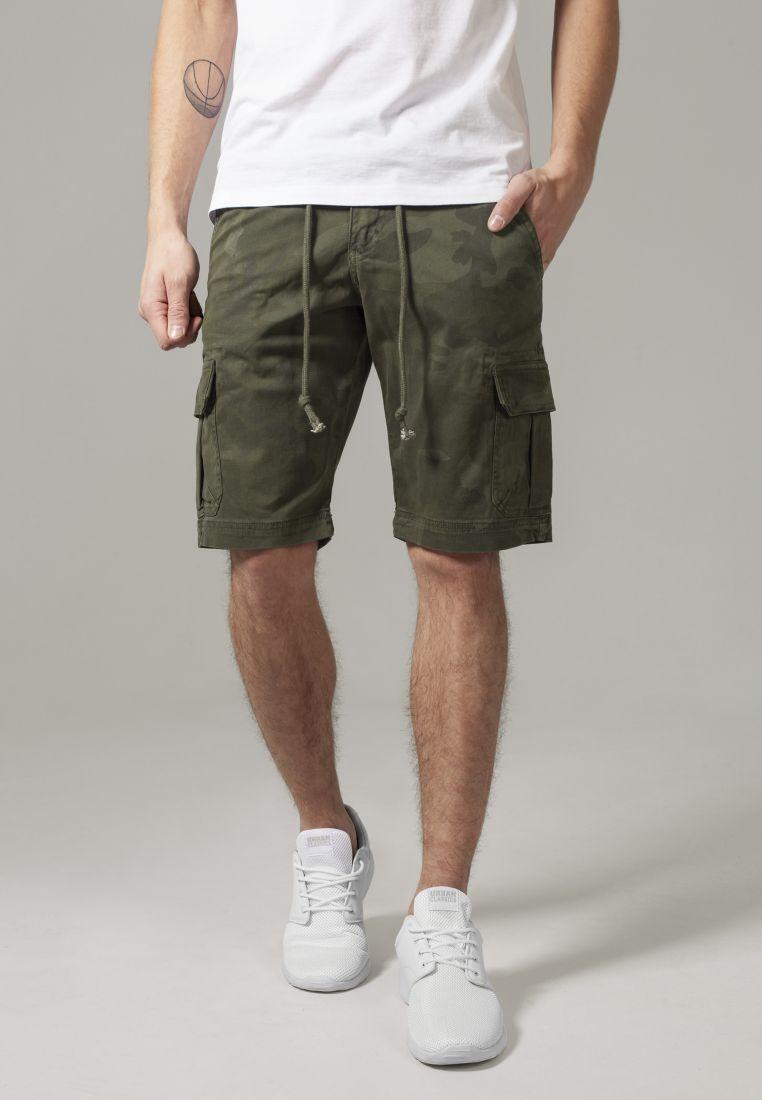 Camo Cargo Shorts - HOUSUT - TTUTB1612 - 1