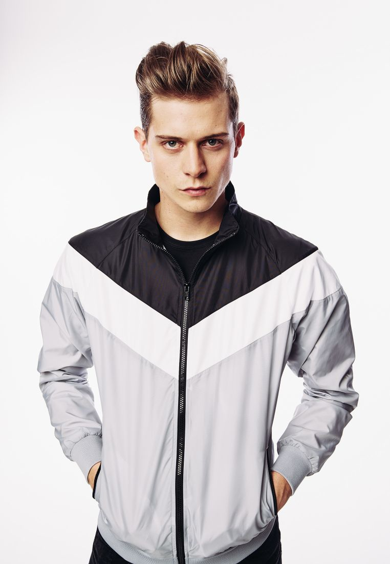 Arrow Zip Jacket - TAKIT - TTUTB1615 - 1