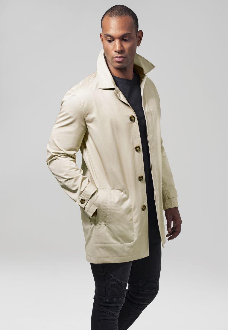 Gabardine Coat - TAKIT - TTUTB1625 - 1