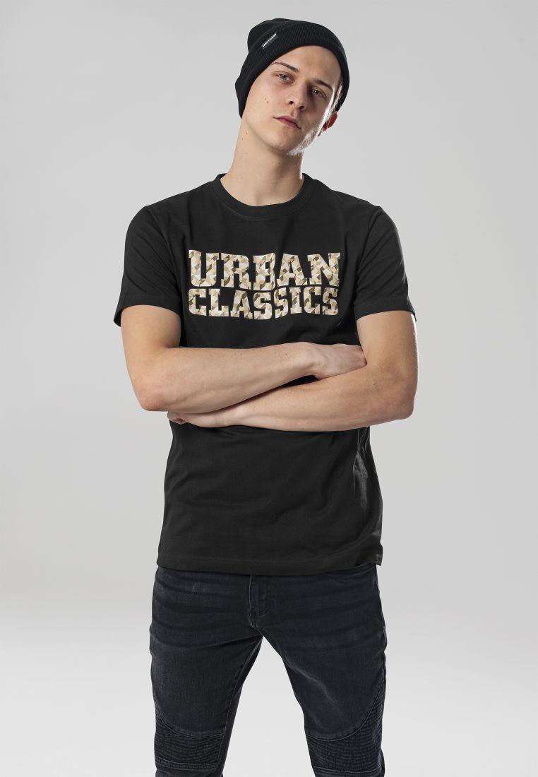 Urban Classics Logo Shirt - T-PAIDAT - TTUTB1626 - 1