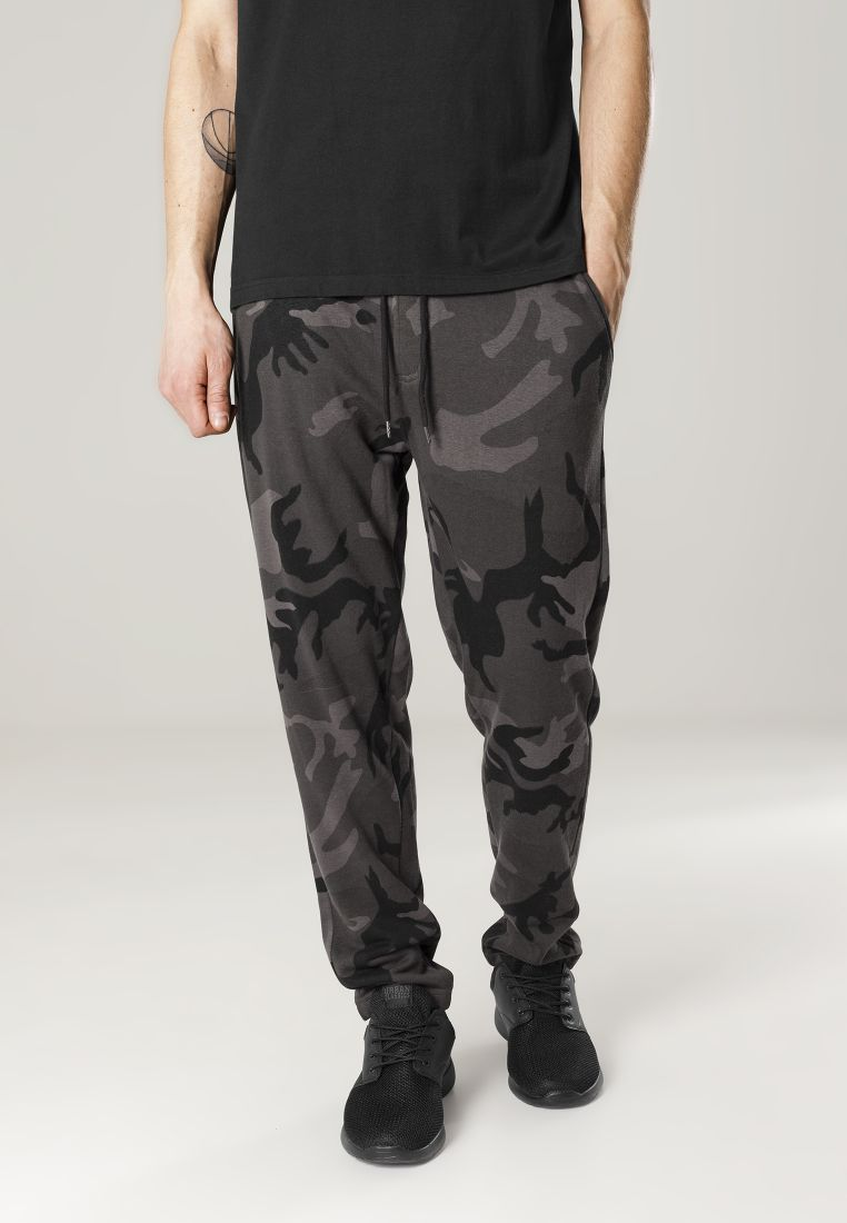 Camo Sweat Pants - COLLEGE HOUSUT - TTUTB1648 - 1