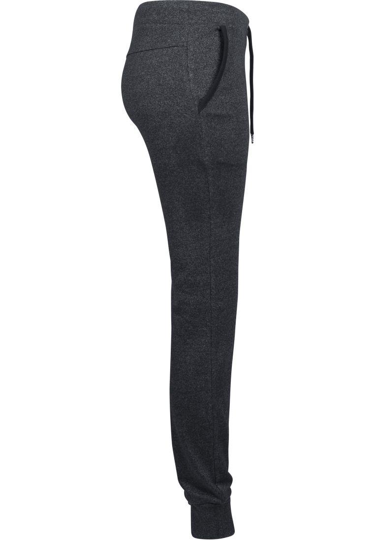 Ladies Athletic Melange Jogpants - COLLEGE HOUSUT - TTUTB1670 - 4