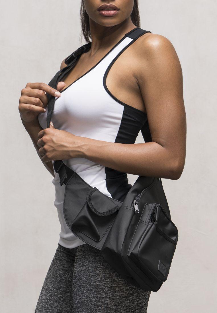 Multi Pocket Shoulder Bag