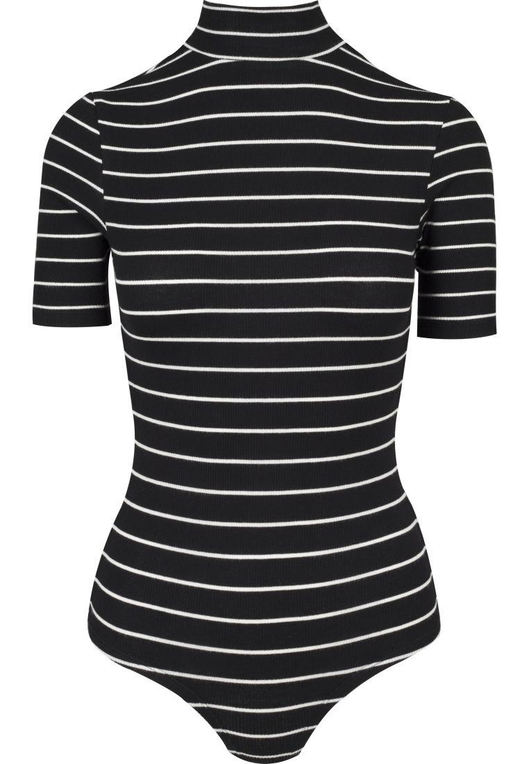 Ladies Striped Turtleneck Body - TILAUSTUOTTEET - TTUTB1706 - 1