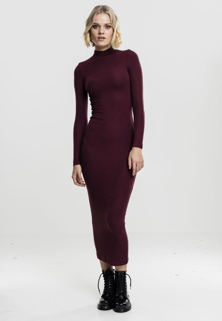 Ladies Long Turtleneck Dress - HAMEET, SHORTSIT, MEKOT - TTUTB1710 - 1