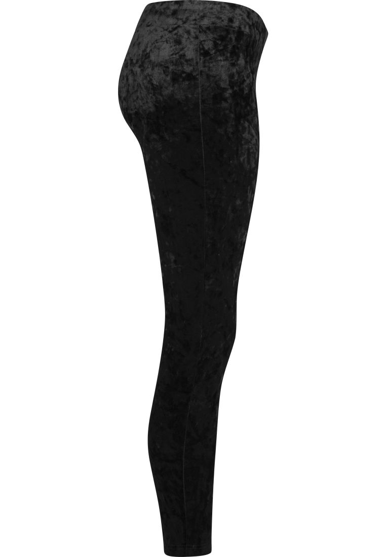 Ladies Velvet Leggings - TILAUSTUOTTEET - TTUTB1734 - 4