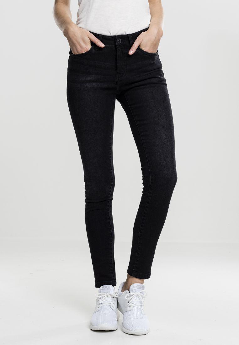 Ladies Skinny Denim Pants