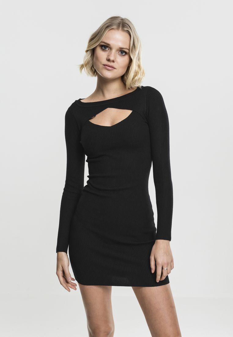 Ladies Cut Out Dress - HAMEET, SHORTSIT, MEKOT - TTUTB1742 - 1
