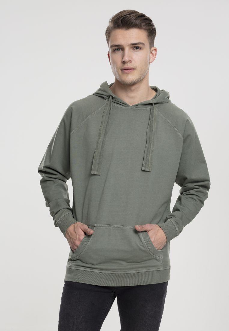 Garment Washed Terry Hoody - TILAUSTUOTTEET - TTUTB1776 - 1