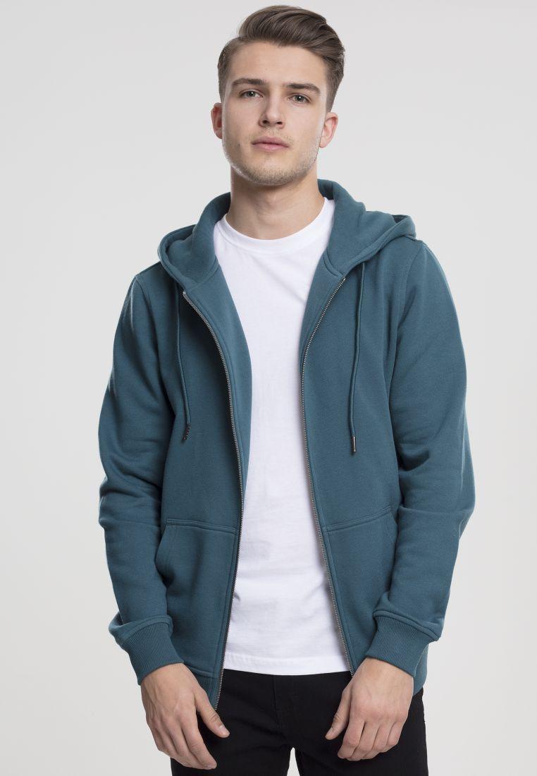 Basic Zip Hoody - TILAUSTUOTTEET - TTUTB1788 - 1